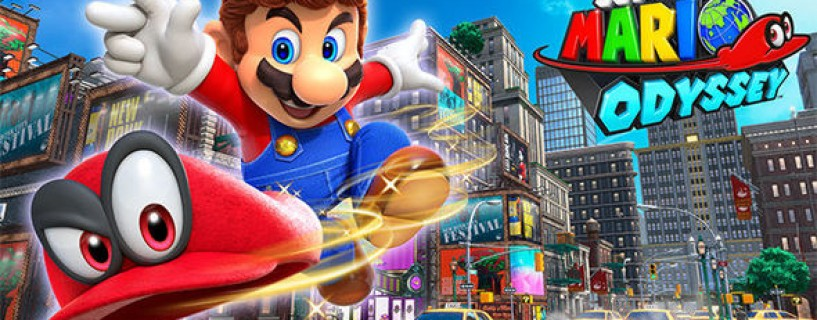 Super Mario Odyssey version for PC