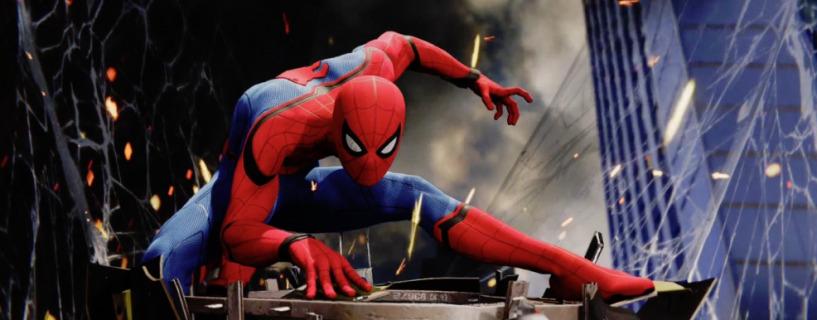 Marvel's Spider Man version for PC
