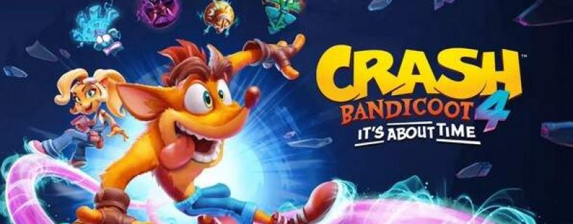 Crash Bandicoot 4: It's About Time version for PC