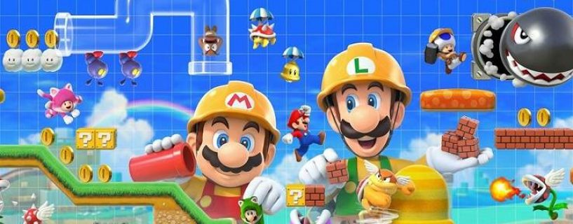Super Mario Maker 2 version for PC