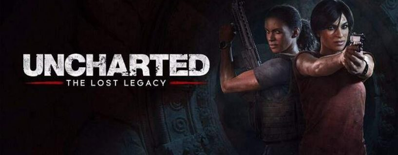 Uncharted: The Lost Legacy version for PC