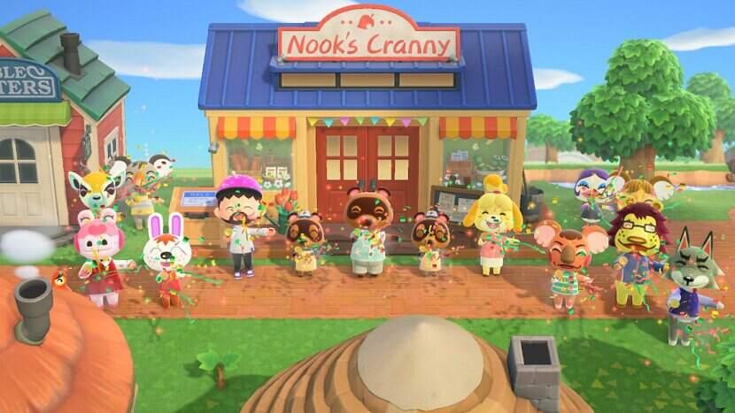 Download Animal Crossing New Horizons PC version