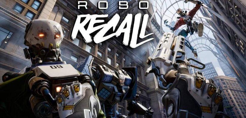 Robo Recall PC Game